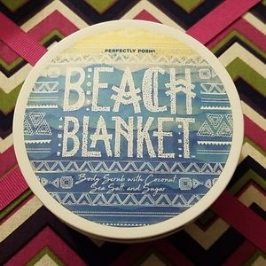 Perfectly Posh Beach Blanket Sugar Body Scrub 🏝